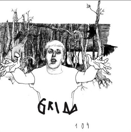 Grim104 – Grim104 Album Cover