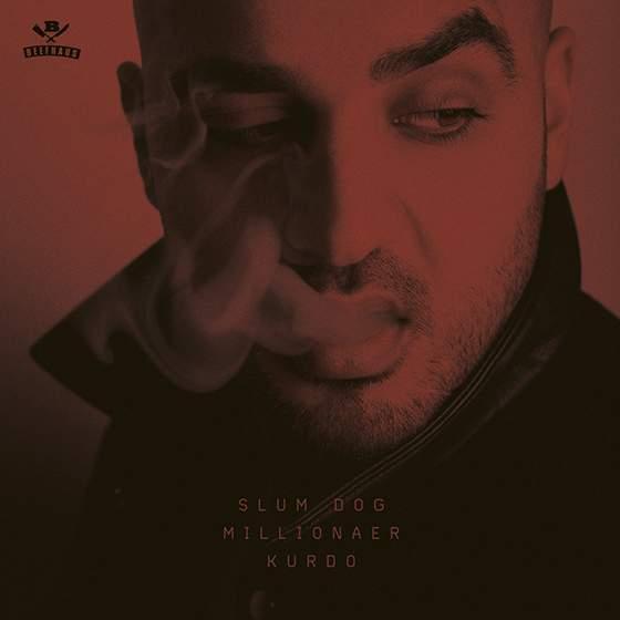 Kurdo – Slum dog Millionaer Album Cover