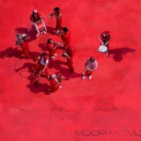 Moop Mama - Das Rote Album Cover