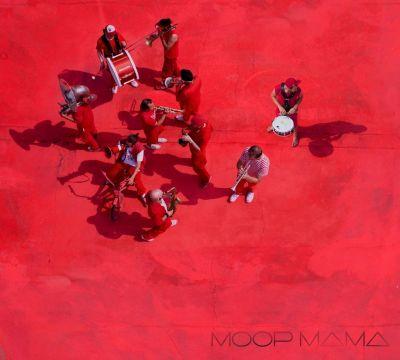 Moop Mama – Das rote Album Album Cover