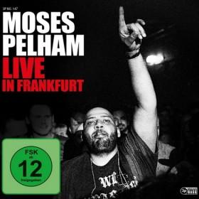 Moses Pelham - Live in Frankfurt Album Cover