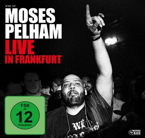 Moses Pelham – Live in Frankfurt Album Cover