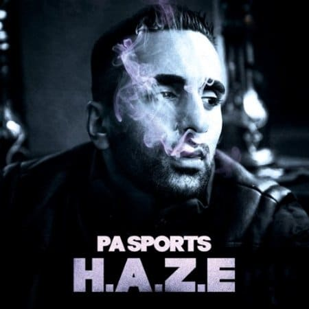 PA Sports - HAZE Album Cover