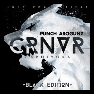 Punch Arogunz - Carnivora Album Cover