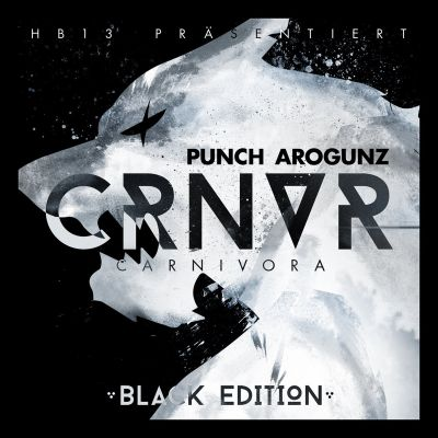 Punch Arogunz – Carnivora Album Cover