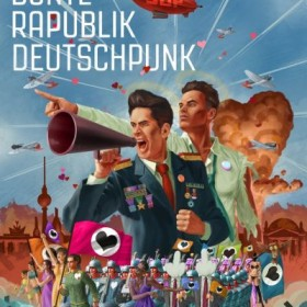 SDP - Bunte Rapublik Deutschpunk Album Cover