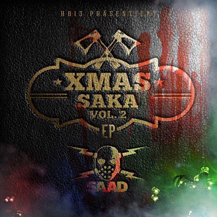 Baba Saad –  XMASSAKA 2 EP Album Cover