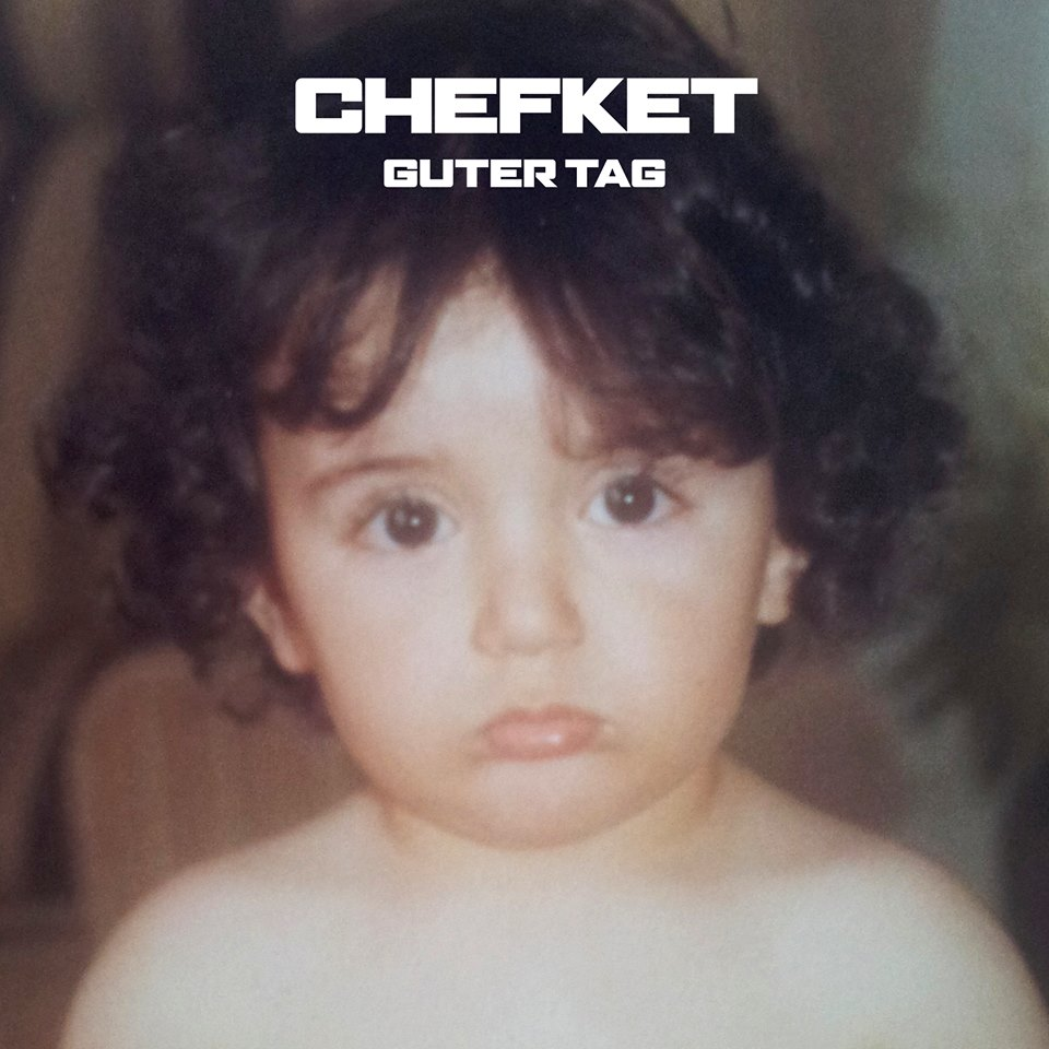 Chefket – Guter Tag Mixtape Album Cover