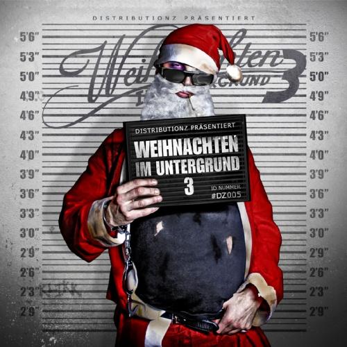 Verschiedene Interpreten – Weihnachten im Untergrund 3 Album Cover