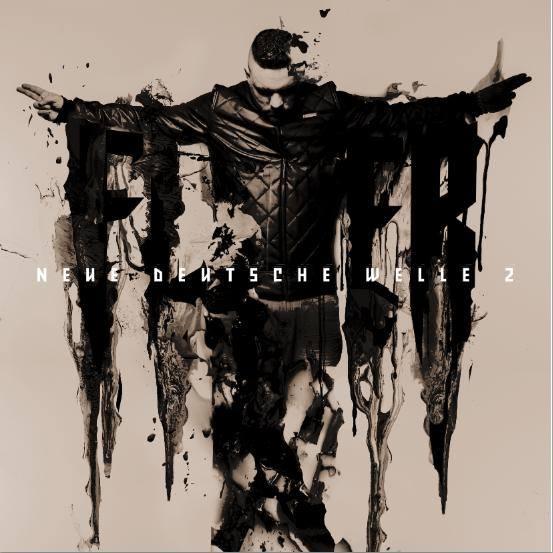 Fler – Neue Deutsche Welle 2 Album Cover