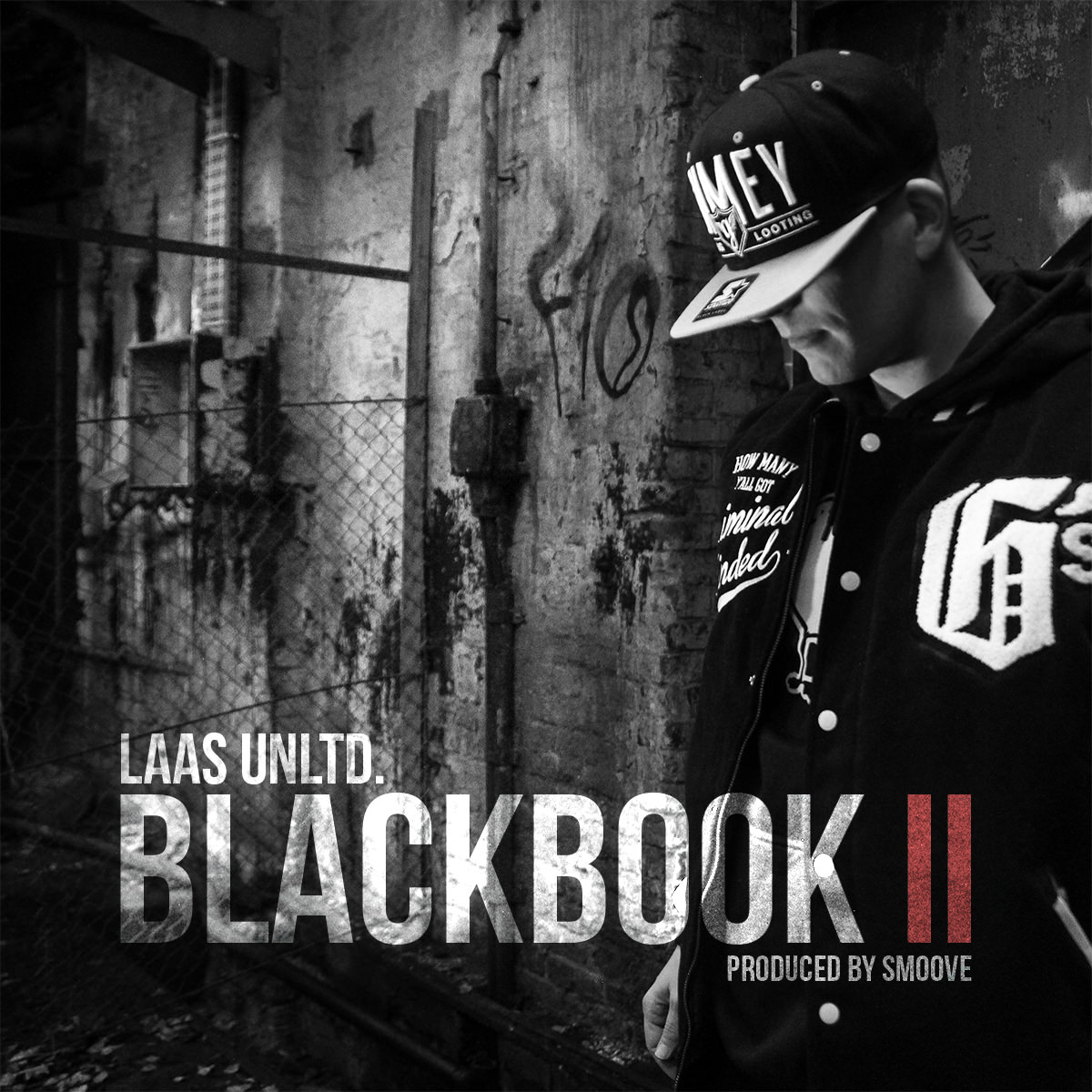 Laas Unltd - Blackbook 2 Album Cover