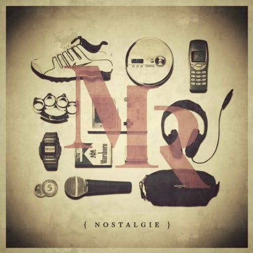 Marc Reis – Nostalgie Album Cover