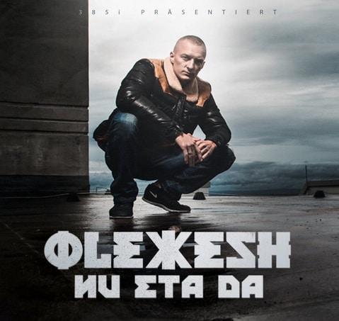 Olexesh – Nu Eta Da Album Cover