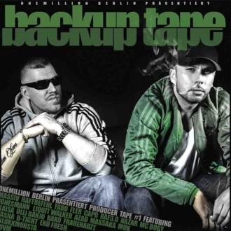 Onemillion Berlin - Backup Tape Album Cover