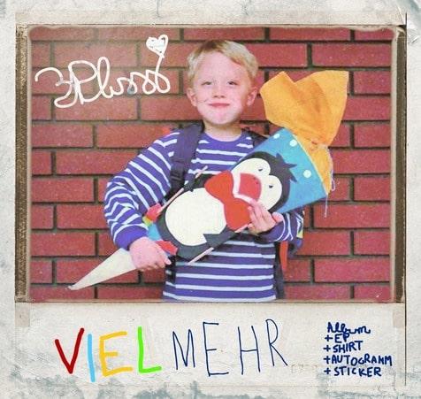 3Plusss – Mehr Album Cover