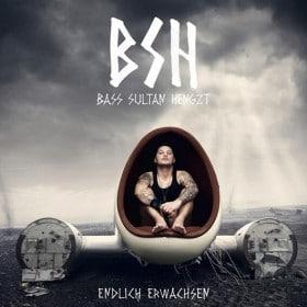 Bass Sultan Hengzt - Endlich erwachsen Album Cover