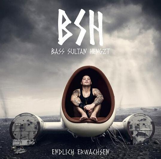 Bass Sultan Hengzt – Endlich erwachsen Album Cover