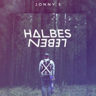 Jonny S - Halbes Leben Album Cover