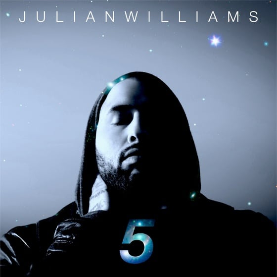 Julian Williams – Fünf EP Album Cover