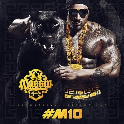 Massiv - M10 Album Cover