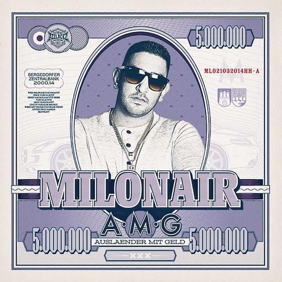 Milonair – AMG Album Cover