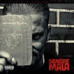 Omik K - Sangre Mala Album Cover