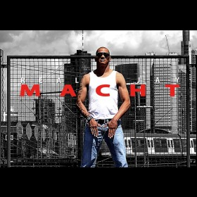 Real Jay - Macht Album Cover