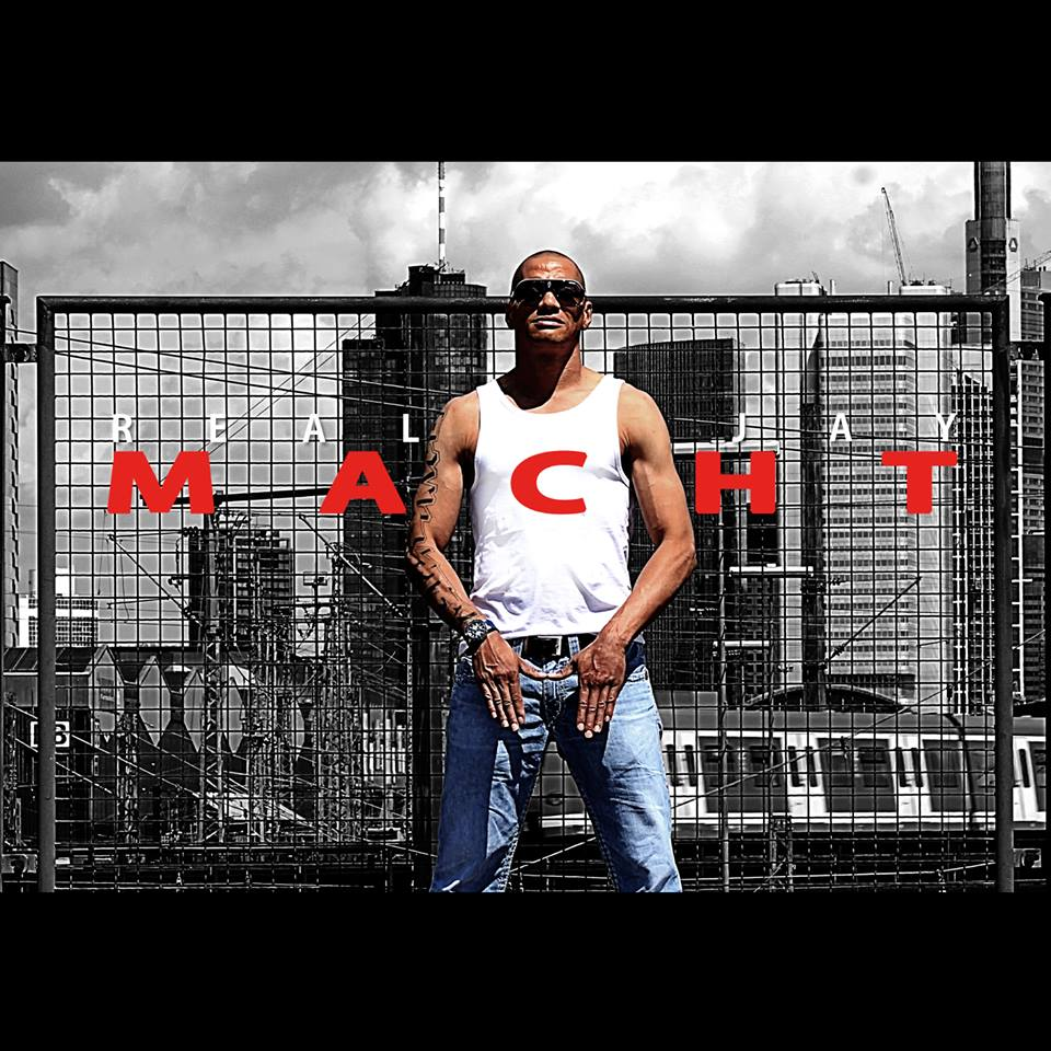 Real Jay – Macht Album Cover