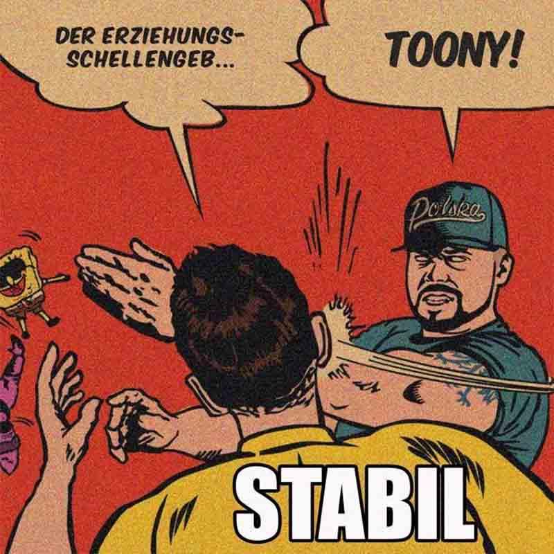 Toony – Stabil Album Cover