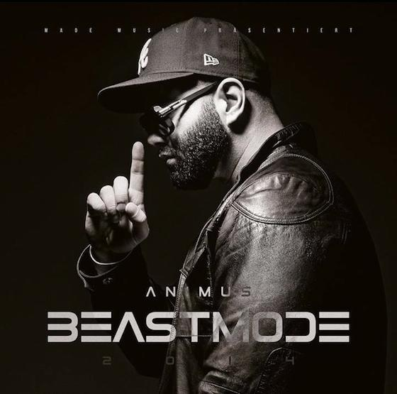 Animus – Beastmode Album Cover