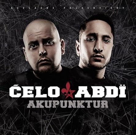 Celo & Abdi – Akupunktur Album Cover