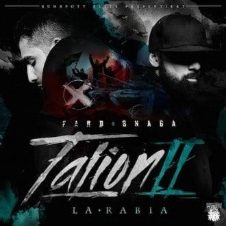 Fard & Snaga - Talion 2 Album Cover