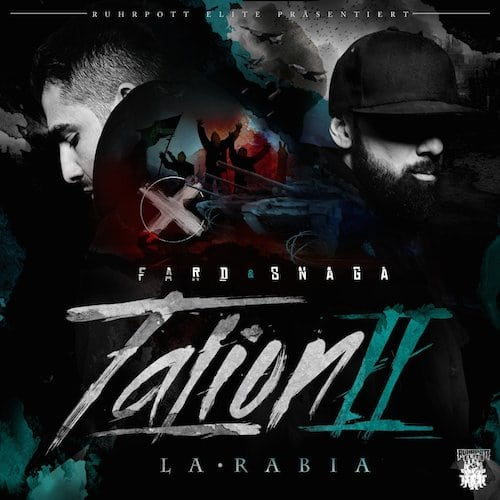 Snaga & Fard – Talion 2: La Rabia Album Cover