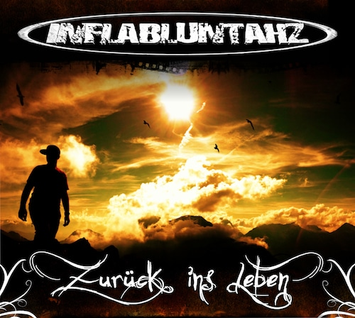 Inflabluntahz – Zurück ins Leben Album Cover