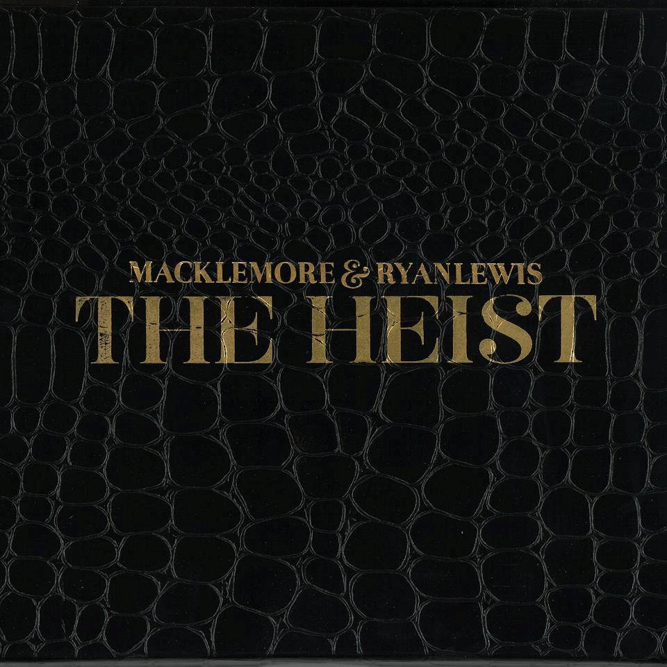 Macklemore & Ryan Lewis – The Heist Album Cover