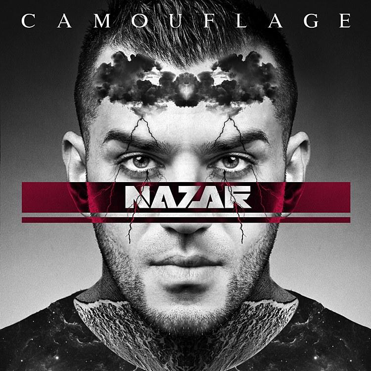 Nazar – Camouflage Album Cover