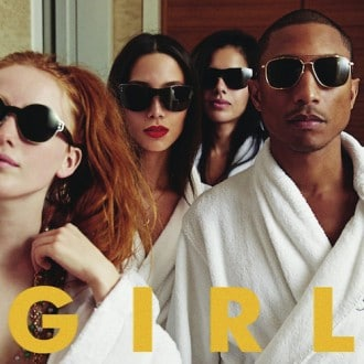 Pharell - Girl Album Cover