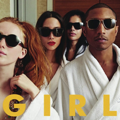 Pharell Williams – Girl Album Cover