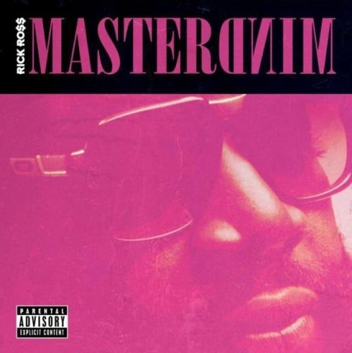 Rick Ross – Mastermind Album Cover