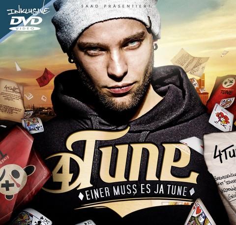 4Tune – Einer muss es ja tune Album Cover