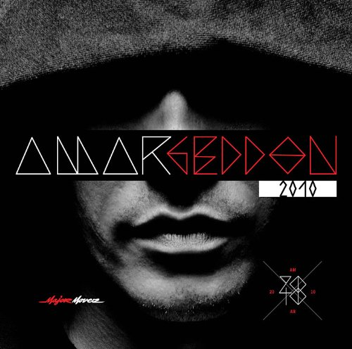 Amar – Amargeddon 2010 Album Cover