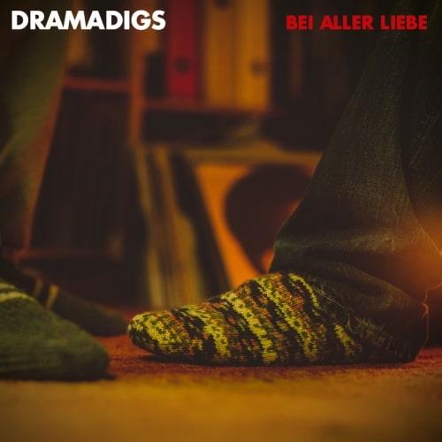 Dramadigs – Bei aller Liebe Album Cover