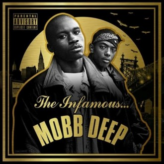 Mobb Deep - The Infamous Mobb Deep Album Cover