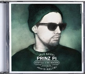 Prinz Pi - Kompass Ohne Norden Live Album Cover