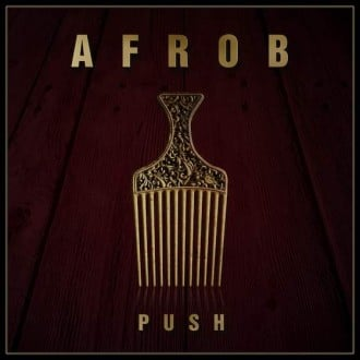 Afrob - Push Album Cover