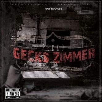 Gecko - Gecks Zimmer Album Vorabcover