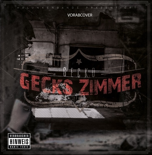 Gecko – Gecks Zimmer Album Cover