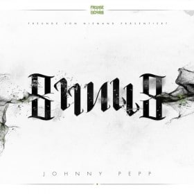 Johnny Pepp - 8null8 Mixtape Cover