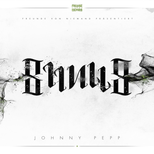 Johnny Pepp – 8null8 Album Cover