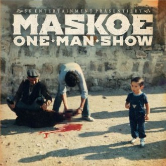 Maskoe - One Man Show Album Cover